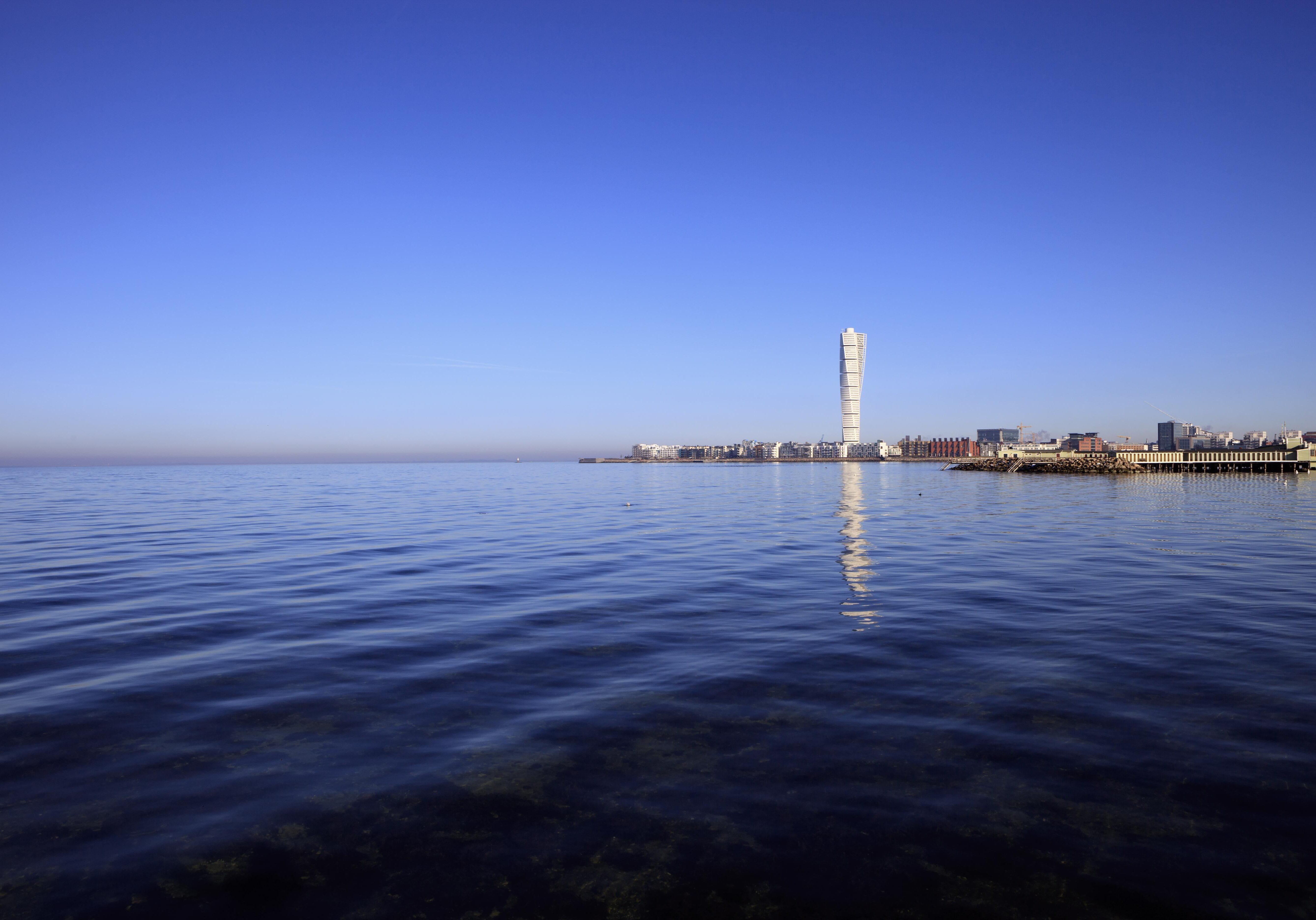 Malmö Skyline
